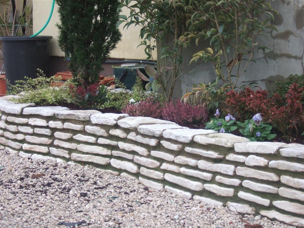 Allestimento aiuole casette tettoie pergole in legno - Muretti da giardino ...