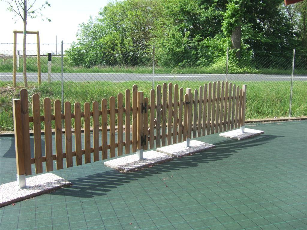 Staccionate in legno casette tettoie pergole in legno - Staccionate in legno per giardini ...